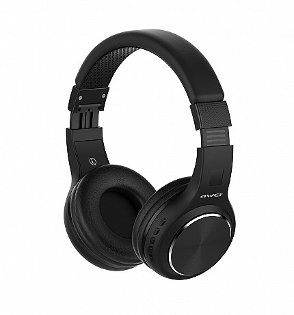 Awei A600BL Wireless Bluetooth 4.2 Headphones Black