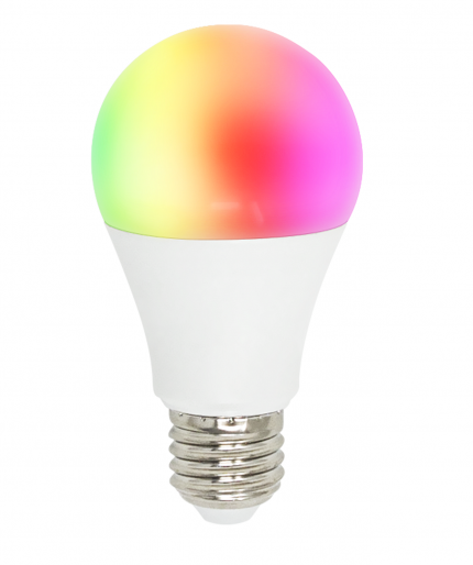 WOOX R4553 E27 8W Wi-Fi Smart LED Bulb RGB & WW