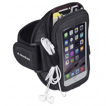 Avantree NINJA Universal Multifunction Armband for phones up to 4.7