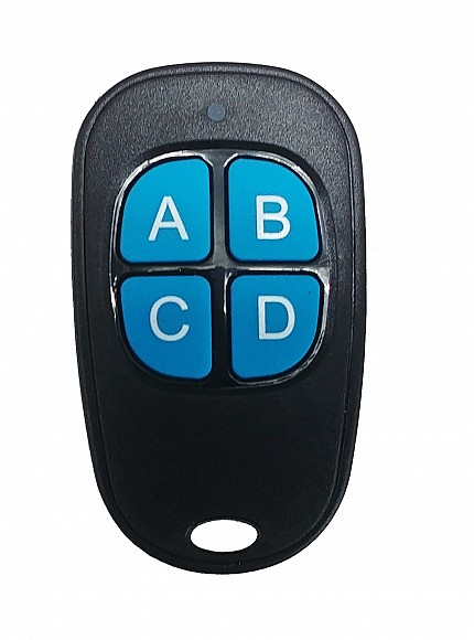 Superior Multi-Key Multi Frequency RF Remote Control