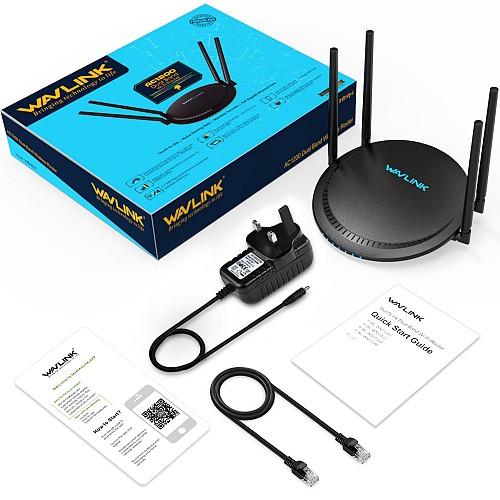 WavLink QUANTUM D4G Wireless AC1200