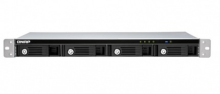 QNAP TR-004U 4Bay Rackmount USB 3.0 RAID Expansion/DAS for PC & NAS