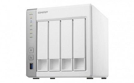 QNAP TS-431P2-1G 4Bay NAS Quad Core 1GB