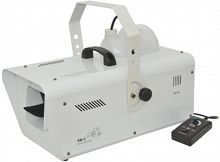 QTX SW-2 Snow Machine 1200W 160.565UK