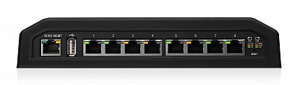 Ubiquiti EdgeSwitchXP 8-Port Gigabit 24V/48V Passive PoE Switch ES-8XP