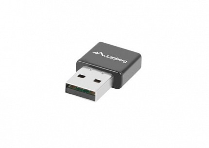 Lanberg NC-0300-WI 300Mbps Mini USB Wi-Fi Adapter