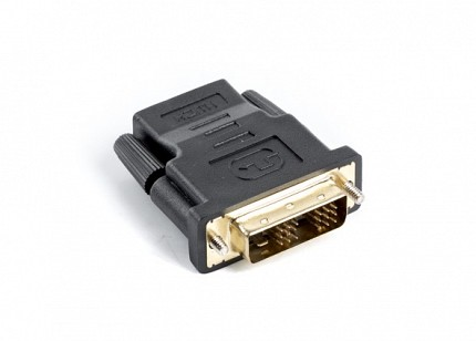 Lanberg AD-0013-BK HDMI(F) to DVI-D(M)(18+1) Single Link Adapter