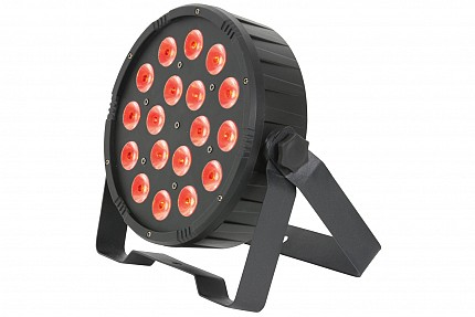 QTXlight PAR100 3in1 LED Plastic PARCan 154.030UK