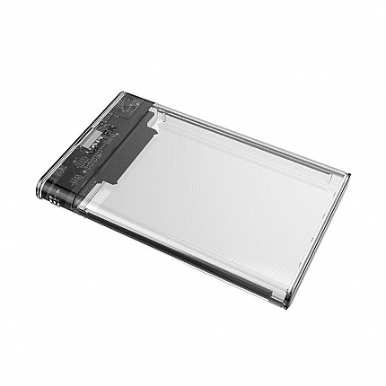 Unitek S1103A USB3.1 2.5 Hard Disk Transparent Enclosure
