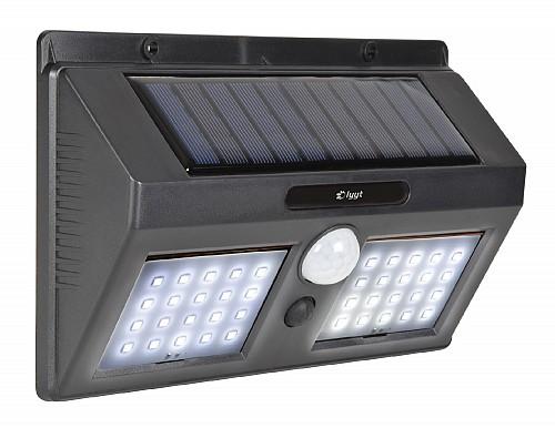 Lyyt 40 Led Solar Security Light Motion