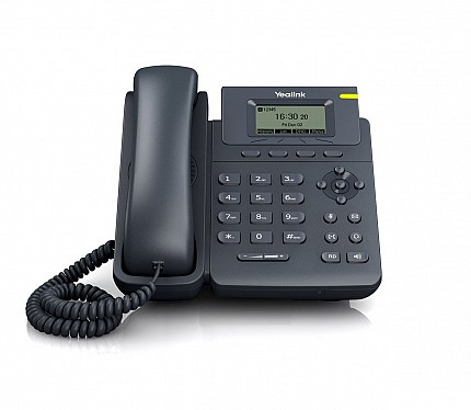 Yealink T19PE2 Entry Level IP Phone without P/S