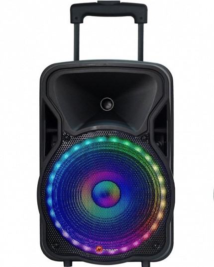 N-Gear FLASH1205 12 Portable Speaker BT/USB/Mic