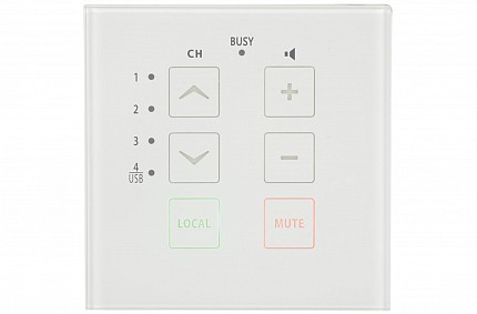 Adastra Touch Wall Plate for RZ45 Matrix 953.050UK