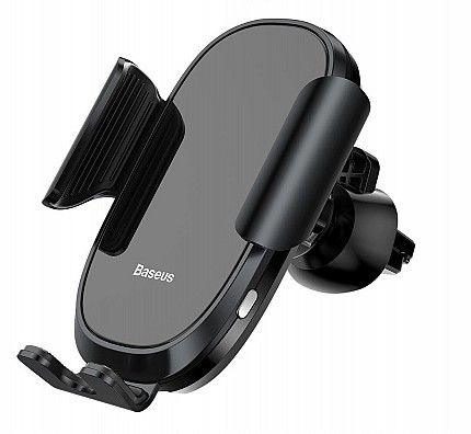 Baseus SUGENT-ZN01 Smart Car Mount AirVent Black