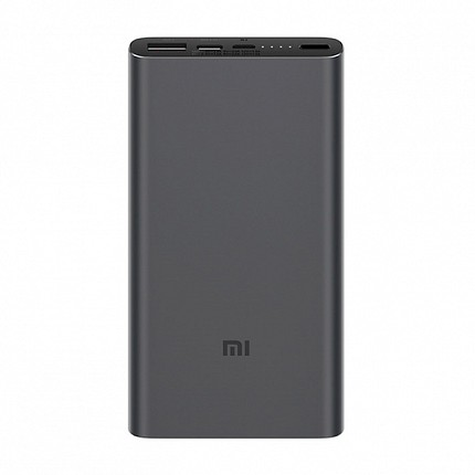 Xiaomi Mi PowerBank 3 10000mAh 18W Black