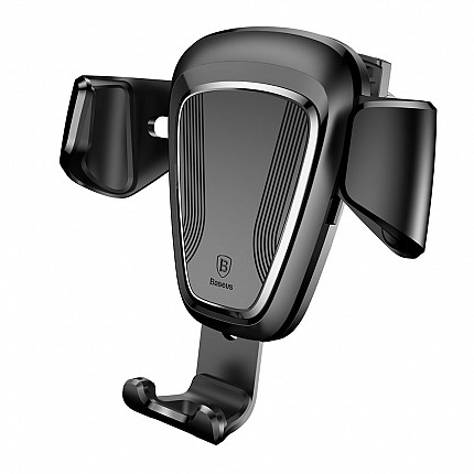 Baseus SUYL-01 Gravity Car Mount AirVent Black