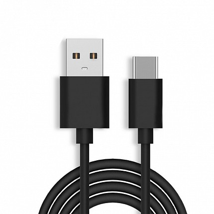 Xiaomi Mi Braided USB Type-C Cable 1M Black