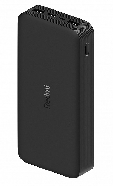 Xiaomi Redmi Powerbank 20000mAh 18W Black