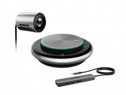 Yealink UVC30-CP900-BYOD PC Video Conference Kit Teams/Zoom