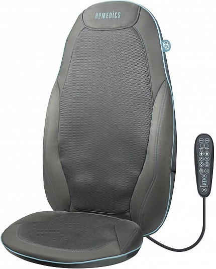 HoMedics SGM-1300H Gel Shiatsu Back Massager