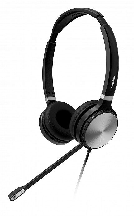 Yealink UH36 Dual Noise Cancelling Headset USB/3.5mm