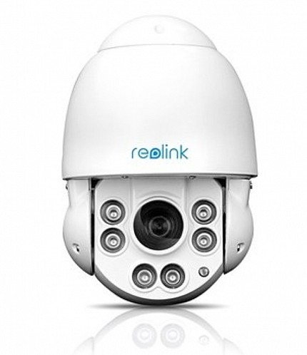 Reolink RLC-423-5MP POE IP PTZ Camera 5MP