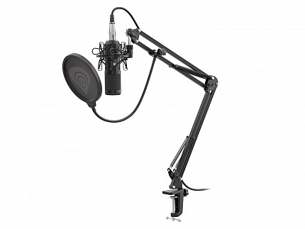 Genesis RADIUM 300 XLR Studio Dynamic Microphone with Arm