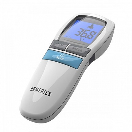 HoMedics TE-200 No Touch Infrared Thermometer