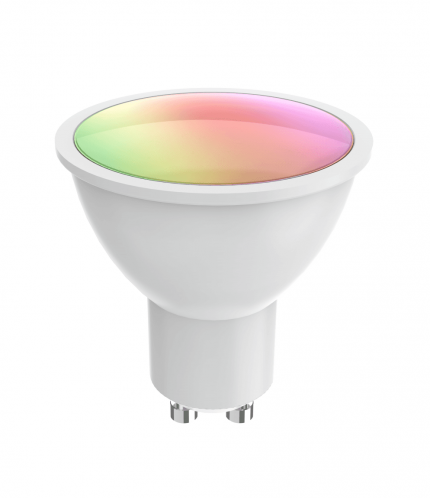 WOOX R9076 GU10 10W WiFi Smart LED Spot RGB & CCT