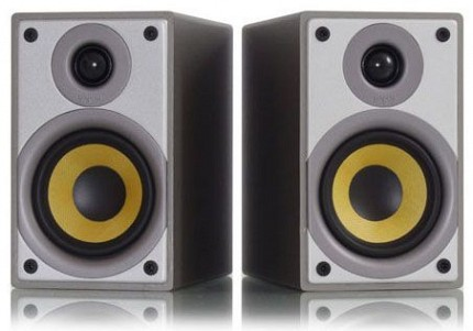 Tangent Audio HTD100 70W Silver Wood (PAIR)