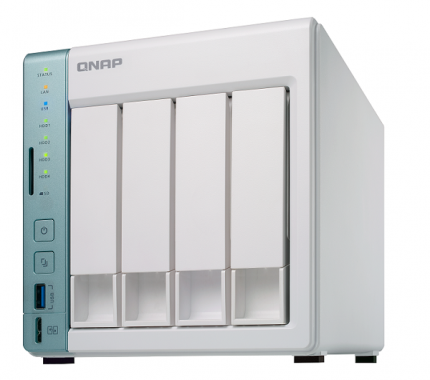 QNAP TS-451A-2G 4Bay NAS Intel Dual Core 2GB HDMI