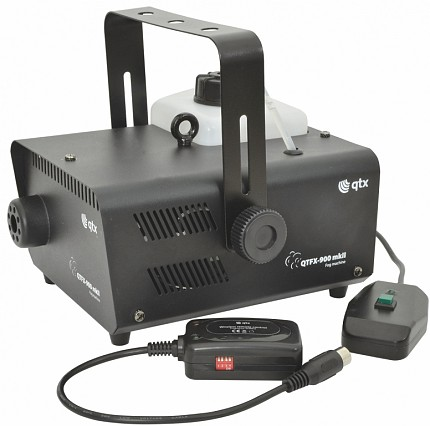 QTX QTFX-900 MKII Fog Machine 900W 160.463UK
