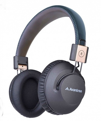 Avantree AUDITION PRO Low Latency Bluetooth Stereo Headphones v4.1 aptX